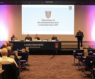 Landsrådsmøde 2018 i Kolding