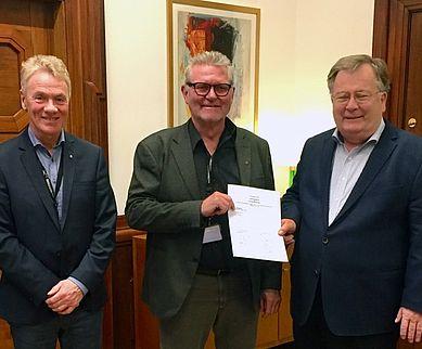 Julegave: Ny aftale med Forsvarsministeriet