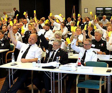 Stort flertal for at kredsledere skal vælges