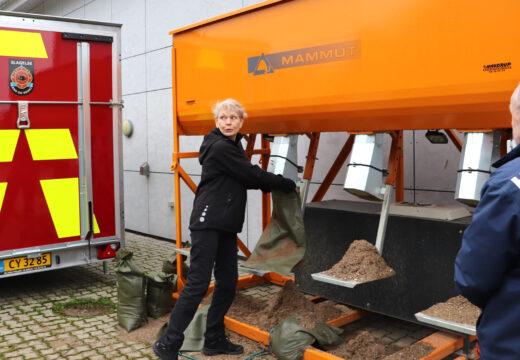 Bo Vandsikkert-kursus i Korsør 1. februar 2020, arrangeret af BorgerBeredskabet under Beredskabsforbundet i samarbejde med Slagelse Kommune.