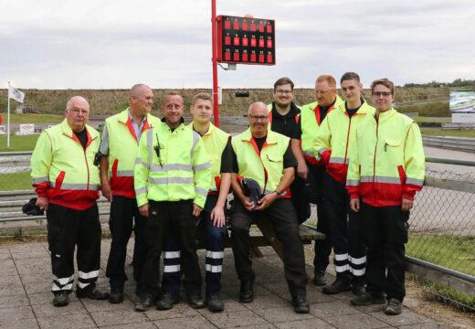 Motorløb Nysum førstehjælp