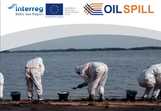 Oil Spill Project logoer
